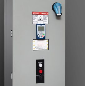 Variable speed drive bypass modules