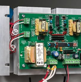 Silicon controlled rectifiers (SCR)