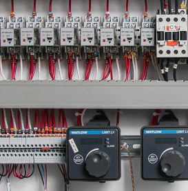 Custom control cabinets